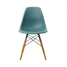 Pyoly and Bark Eames Style Molded Plastic